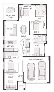 Coral Montrose20 Floorplan
