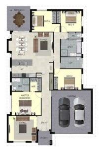 Integra Neuman211 Floorplan