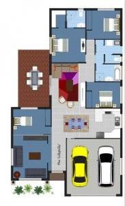 54 Halcyon Drive Floor Plan2