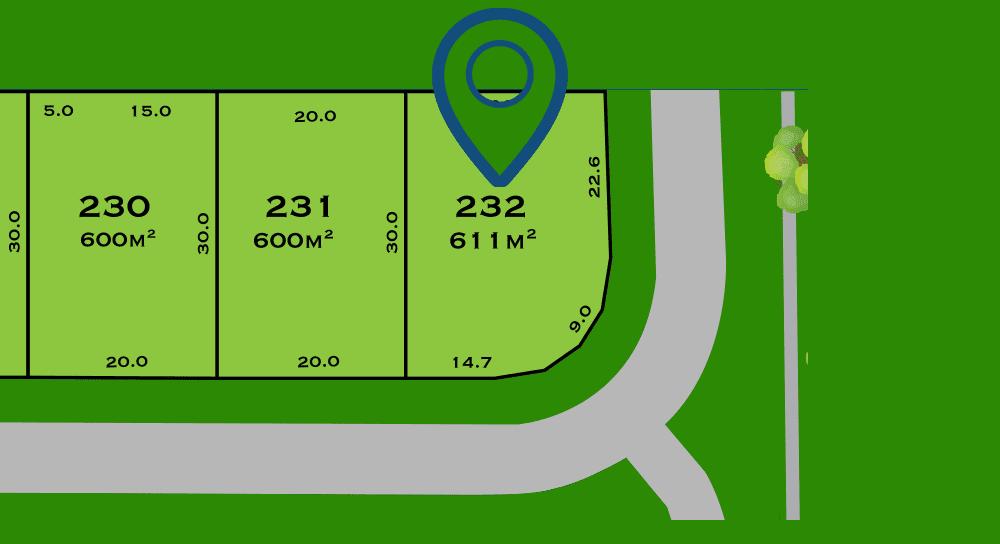 Land for sale hervey bay - lot232 - The sanctuary
